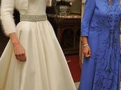 BODA REAL INGLESA: vestido Kate fiesta posterior boda