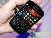 nuevo Blackberry Bold pantalla táctil