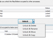 Desbloquear archivos carpetas bloqueados
