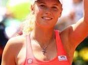 Madrid: Wozniacki ganó singles Dulko Pennetta dobles