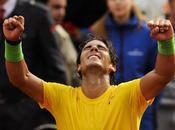 Madrid: Nadal ganó será rival Potro