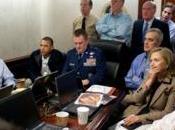 Obama viendo directo asesinato Laden