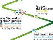 Botánico Metro. Ruta Museos 2011
