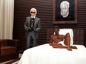 suite chocolate huesped incluido, última 'genialidad' Karl Lagerfeld