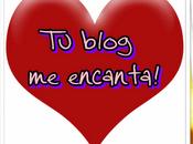 Premio blog encanta