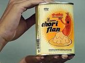 choriflan pescalate, sabores nunca mezclarías...