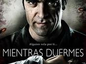 Poster teaser mientras duermes