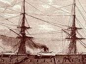 fragata Arapiles Alejandría 1871