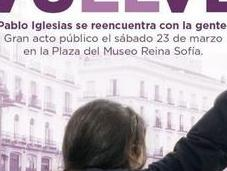 Pablo Iglesias, otro vendedor humo