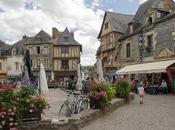 días Bretaña Normandía. Rochefort-en-Terre Malestroit Josselin Vannes