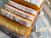 Lemon cake bizcocho limon