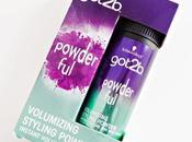 Volumizing styling powder Schawarzkopf, polvos volumen para cabello
