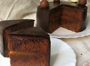 Tarta chocolate tipo sacher
