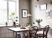 Tipos sillas para cocina nórdica