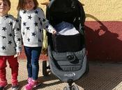 Sillas paseo desde nacimiento usando capazo blando