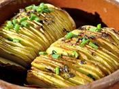 Patatas Hasselback (receta Suecia)