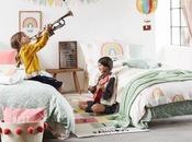 Arcoíris mágico para dormitorios Infantiles.