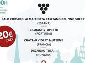 ENCOPA: Jueves marzo 2019: Cata «Vinos Nobles Europeos»