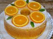 Chiffon naranja