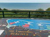 días Bretaña Normandía. dedicado Desembarco Normandía