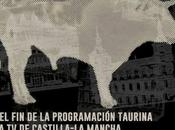 Manifestación Antitaurina Toledo