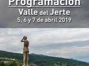 Torno clausura este semana Fiesta Cerezo Flor 2019 abril). Valle Jerte