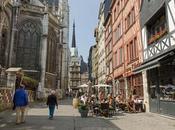 días Bretaña Normandía. Fécamp Ruan Giverny Chartres