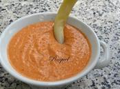 Salsa romesco especial para calçots thermomix