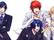 película anime ''Uta Prince-sama Maji Love Kingdom'', video promocional