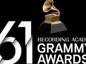 Grammy Awards 2019 (61° Edición)