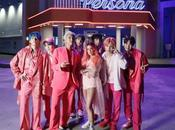 "rompe récords ""Boy with luv""."