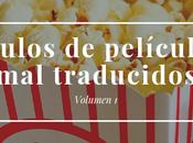 Títulos películas traducidos