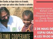 Presentación Granollers Mayo Librería Gralla: último cooperante, mundo igual