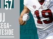Arcega-Whiteside primer español historia seleccionado Draft NFL, pick Philadelphia Eagles