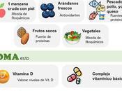 Dieta: comer, tomar evitar para tener buena piel