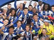 Porto conquista primera UEFA Youth League tras vencer Chelsea