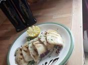 Sepia marinada plancha Seppia marinata arrostita