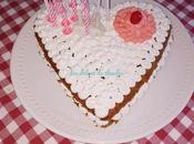 Torta Corazón años