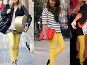 Pantalones colores ¿Cómo combinarlos?