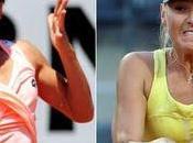 Roma: Schiavone Sharapova debutaron victorias