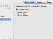 Google lanza Music fase beta invitación