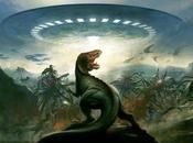 Hollywood enfrentará gran pantalla alienígenas dinosaurios