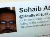 Retransmiten twitter operación contra Laden