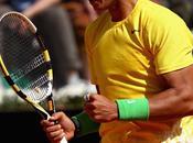 Masters Roma: Para ganar, Nadal tuvo sufrir debut