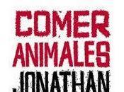 'Comer animales' Jonathan Safran Foer