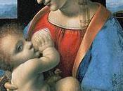 lactancia materna arte Madonna Litta