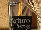 asunto honor, Arturo Pérez-Reverte