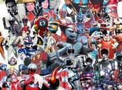 Artículo Tokusatsu manga: superhéroes japoneses