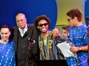 Chucho Valdés reconocido Berlkee College EE.UU