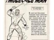Unos cuantos originales Jack Kirby sacados Fantastic Four Annual